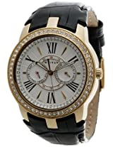 Titan Tycoon Analog White Dial Women's Watch - ND1535YL03