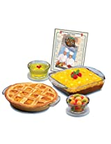 Anchor Hocking AH8ESS 8 Piece Bakeware Set