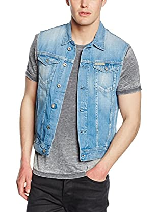 Pepe Jeans London Weste Denim Toman