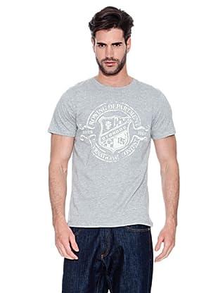 Paul Stragas Camiseta Dallas (Gris Medio)