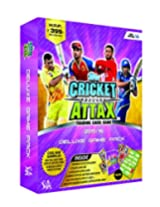 Topps Cricket Attax 2015 IPL CA 2015 Deluxe Game Pack, Multi Color
