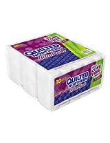 Quilted Northern Ultra Plush Bath Tissue Core Free Rolls, 30 Count