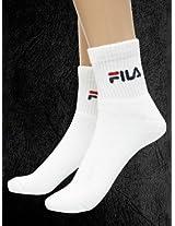 Fila Premium Sports Socks (Pack Of 3)