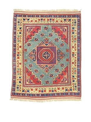 Eden Teppich Konya Antik mehrfarbig 134 x 161 cm