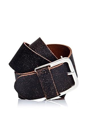 Pepe Jeans London Cinturón Garret (Negro)