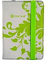 Gaiam Multi-Tilt Folio Case for iPad 2 and new iPad - Filigree (30790)