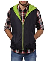 Yepme Men's Multi-Coloured Polyester Jacket-YPMJACKT0078_XXL