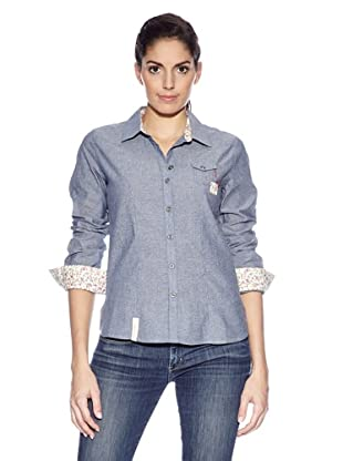 Northland Professional Blusa Ronja Roll-up (Blu)