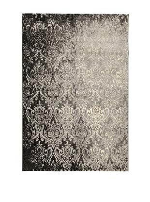 ABC Teppich  grau 133 x 190 cm
