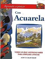 Con acuarela/ With Watercolor