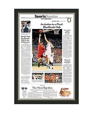Final Four: Kansas vs. Ohio State 2012