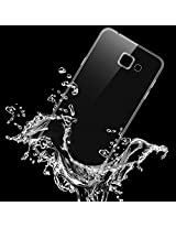 Samsung Galaxy A7 2016 Case, Ziaon(TM) Zen Series Ultra-Thin Soft Silicon Jelly Back Cover Case for Samsung Galaxy A7 2016 - Clear