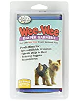 Four Paws Wee-Wee XXS Dog Diaper Garment