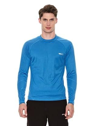 Furco Camiseta Unisex Térmica Belgrado (Azul Royal)