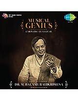 Musical Genius - Dr. M. Balamuralikrishna