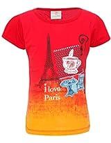 Joshua Tree Girl's T-Shirt