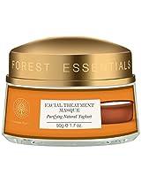 Forest Essentials Purifying Natural Yogurt Facial Treatment Masque, 50g