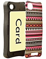 Cell Armor iPhone 4/4s PIcardie Protective Cover - Retail Packaging - Tribal Design 3