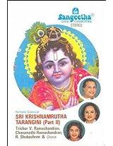 Sri Krishnamrutha Tharangini - Part 2 (V. Ramachandran/Charumathi, Ramachandran/Shubashree)