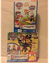 Paw Patrol Beach Rescue Play Mat Game & Paw Patrol Adventure Game