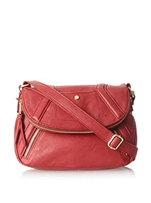 co-lab by Christopher Kon Women's Ellie Cross-Body, Red
