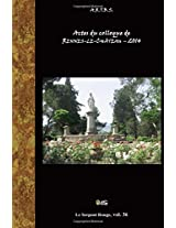 Actes du Colloque d'Etudes et de Recherches sur Rennes-le-Chateau 2014: Volume 36 (Serpent Rouge)