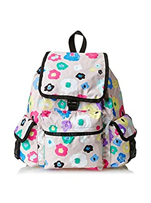 LeSportsac Women's Voyager Backpack Handbag, Tuileries