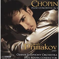 Primakov Plays Chopin Concertos