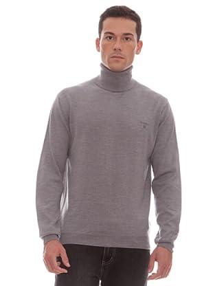 Gant Jersey Liso Vuelto (gris)