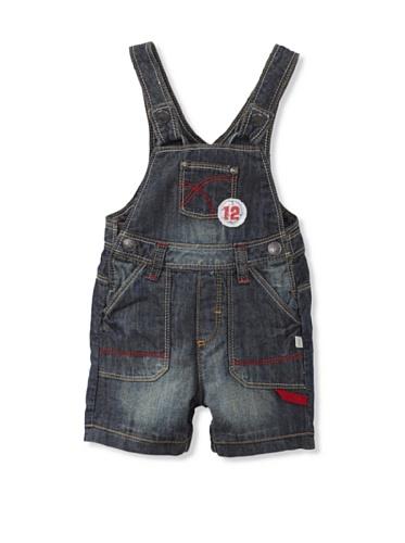 KANZ Baby Short Overalls (Denim)