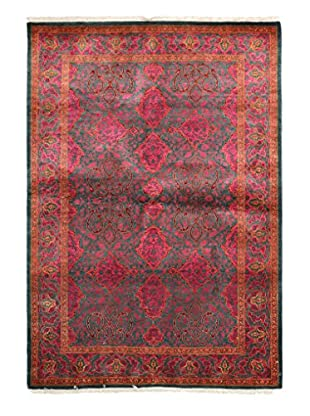 Darya Rugs Mogul One-of-a-Kind Rug, Red, 4' 2