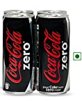 Coca-Cola Zero Can (Pack of 4 Cans)