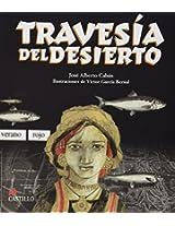 Travesia del Desierto (Castillo de la Lectura Naranja)