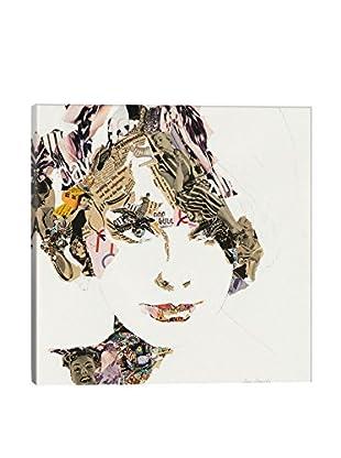 Ines Kouidis Elke Canvas Print