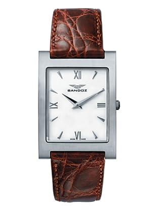 Sandoz 81229-00 - Reloj de Caballero de piel