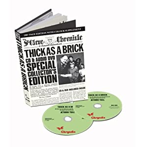 Thick As a Brick: 40th Anniversary Edition