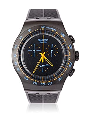 Swatch Quarzuhr Man PEACH IN DARK YOB104 47.0 mm
