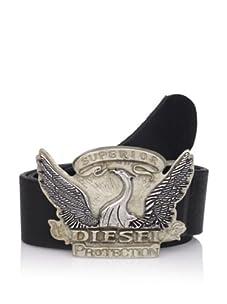 Diesel Men's Crivella Belt (Black)