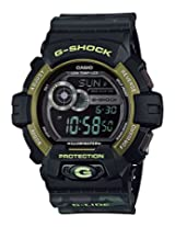 Casio G-Shock Digital Black Dial Men's Watch - GLS-8900CM-1DR (G573)