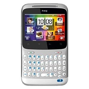 HTC ChaCha A810e   Phantom Black