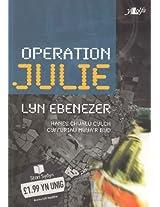 Operation Julie (Welsh Edition)