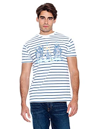 Kukuxumusu Camiseta Gim (Blanco)