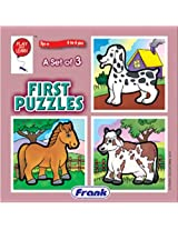Animals First Puzzle