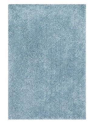 Loloi Rugs Cozy Shag Rug (Light Blue)