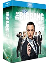The Big Bang Theory: Season 1 to 6