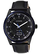 Citizen Analog Black Dial Men's Watch - AW1275-01E