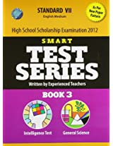 SMART Test Series - High School Scholarship (Intelligence Test & General Science)_7th