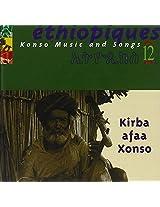 Ethiopiques Vol. 12 - Konso Music & Songs
