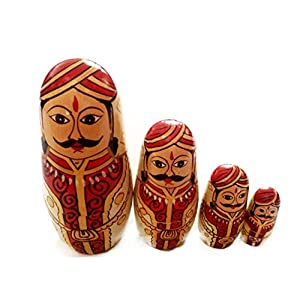 Uru Products Marthrushka Doll - Raja