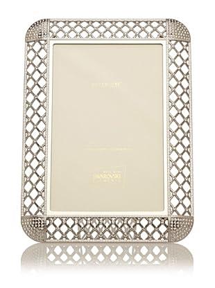 Swarovski by Argento SC Empress Picture Frame (Silver)